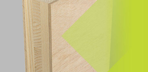 Sentry Protech FD30 Flame Retardant Hardwood Door Blanks FSC® Certified Ply Faced Unlipped Door Blanks
