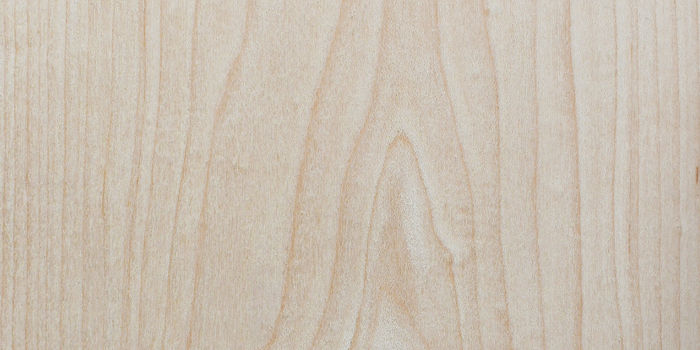 FSC® Certified White Maple Flexible Veneer - Masterflex Un-Glued Flexible Veneer