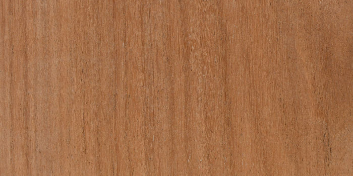 FSC® Certified Sapele Flexible Veneer - Masterflex Un-Glued Flexible Veneer
