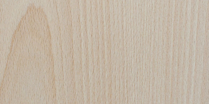 White Beech Veneered MDF -