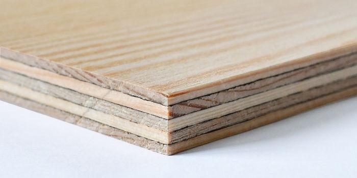 FSC® Certified Flame Retardant Structural Plywood Euroclass B CE1 - E1 FR Euroclass B EN13501-1