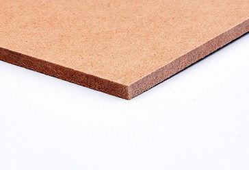 Fibris Hardboard - FSC® Certified Standard Grade Hardboard