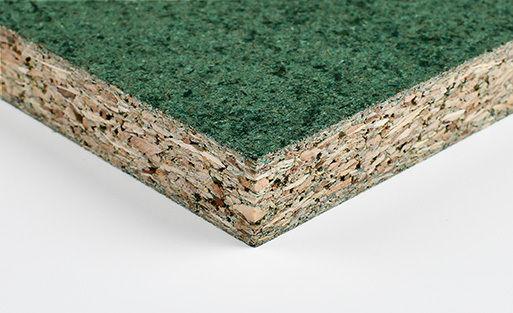 UNILIN P5 Moisture Resistant Flooring Chipboard - FSC® Certified Moisture Resistant Mezzanine Flooring Chipboard TG2