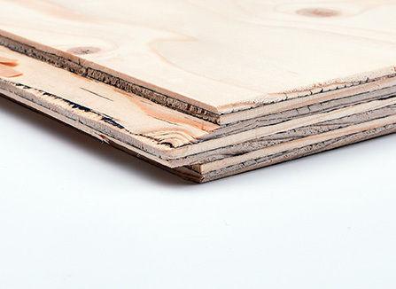 FSC® Certified WISA Spruce TG4 Softwood Flooring Plywood CE2+ - EN314-2 Class 3. EN636-2