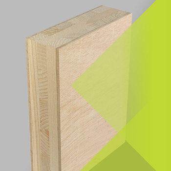 Sentry Protech FD60 Flame Retardant Hardwood Door Blanks - FSC® Certified Ply Faced Unlipped Door Blanks